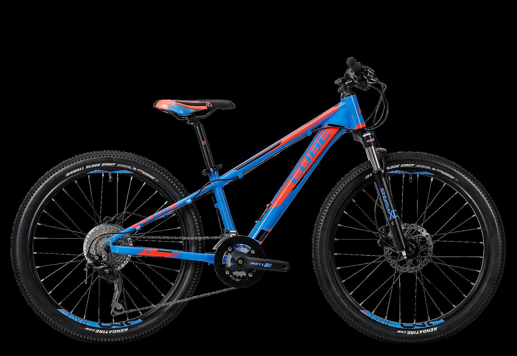 2016 cube kid 240 bike blue. Black Bedroom Furniture Sets. Home Design Ideas