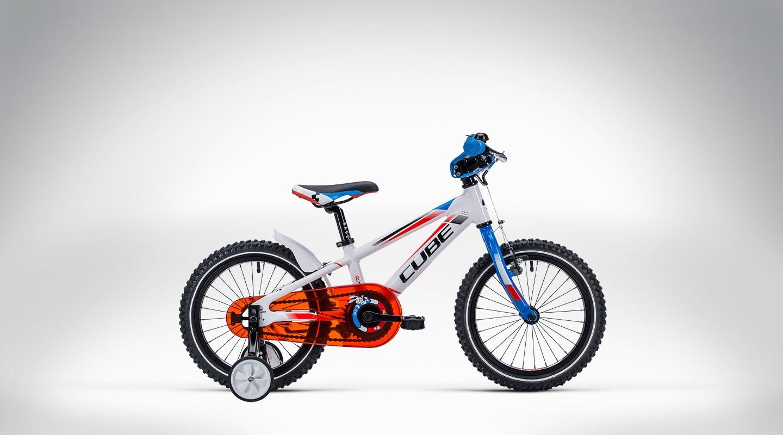 2015 cube kid 160 teamline 16 inch wheel bike. Black Bedroom Furniture Sets. Home Design Ideas