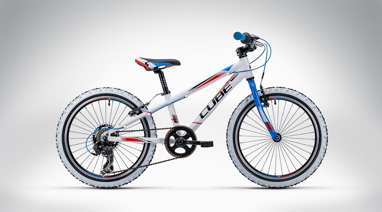 2015 cube kid 200 20 inch wheel bike teamline. Black Bedroom Furniture Sets. Home Design Ideas