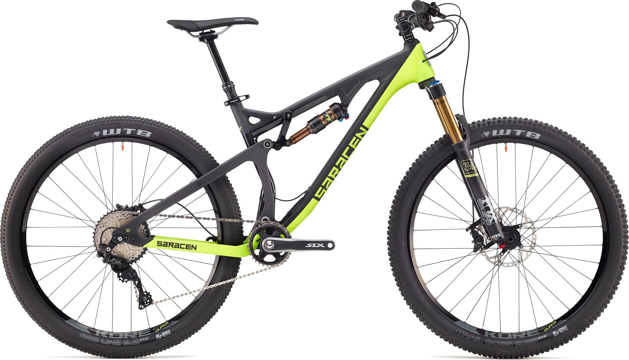 2017 Saracen Kili Flyer Elite Full Suspension Mountain Bike 3 699 99